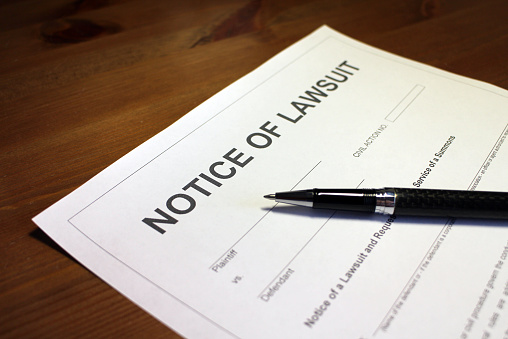 How To Draft An Answer To A Collection Lawsuit